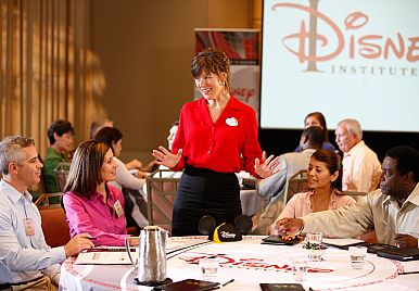 ​Delivering customer service like Disney?