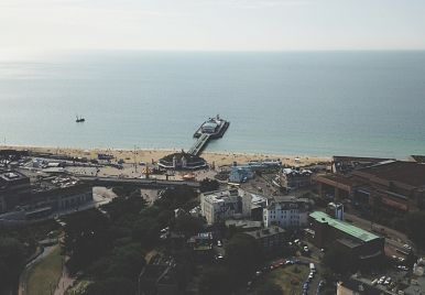 Bournemouth wins at British Travel Awards