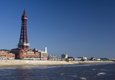 A great time at the British Destinations Conference in Blackpool!