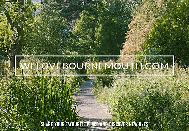 We Love Bournemouth! A new campaign from the Academy