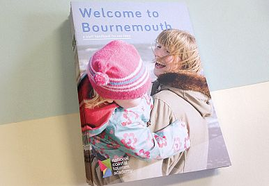 Welcome to Bournemouth: a staff handbook for our town