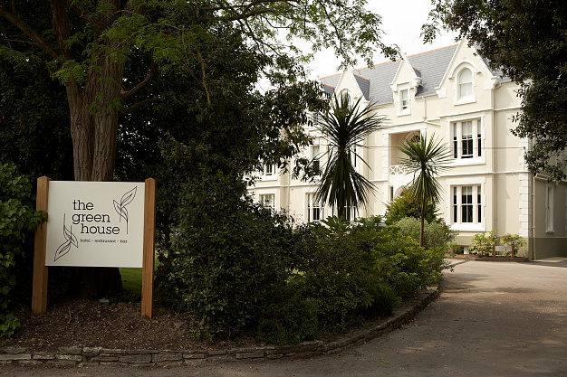 Best Practice: The Green House Hotel