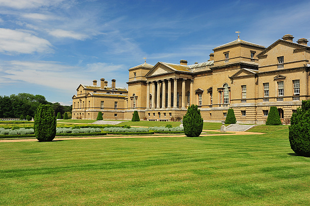 Attracting international visitors - The Holkham Hall & Estate