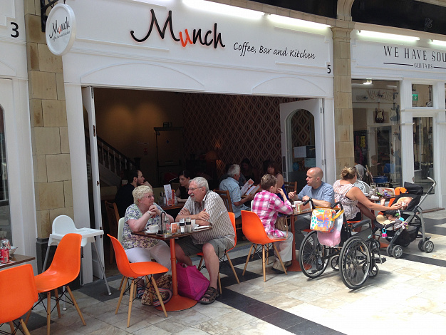 Best Practice: Munch Coffee, Bar and Kitchen