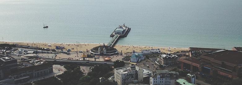 Bournemouth wins at British Travel Awards