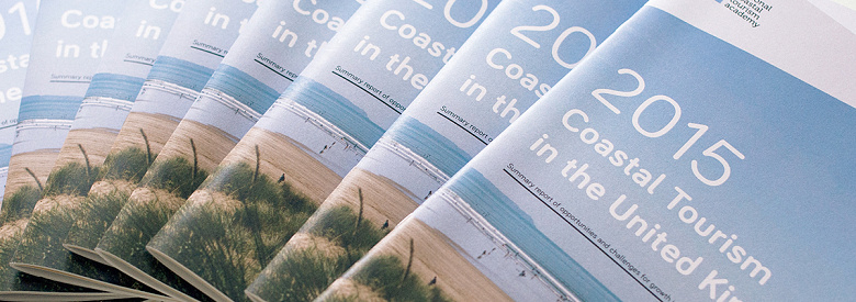 Coastal Tourism in 2015 – our new report!