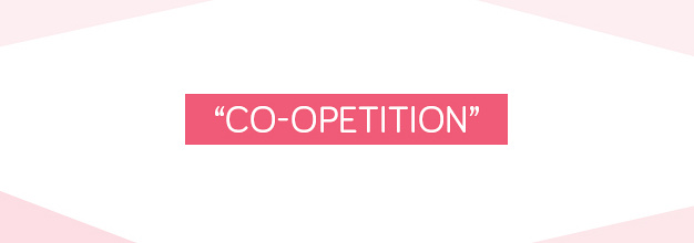 What happens when you cross co-operation with competition?