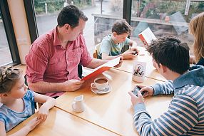 How to attract more: Families