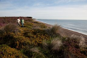 What do walkers want from the coast?