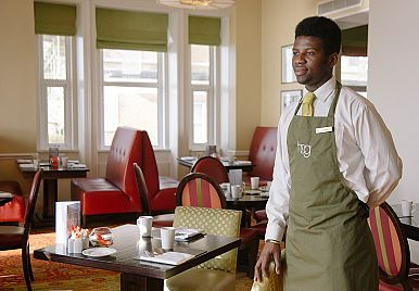 ​Time to fast track hospitality careers?