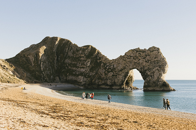 ​England's Coast – sample itineraries